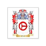 Nale Square Sticker 3