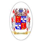 Naismith Sticker (Oval)