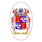 Naismith Sticker (Oval 10 pk)