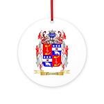 Naismith Round Ornament