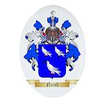 Naish Oval Ornament