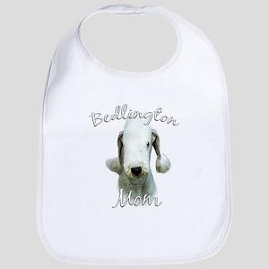 Bedlington Mom2 Bib