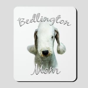 Bedlington Mom2 Mousepad