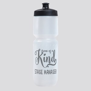 One of a Kind Stage Manager Sports Bottle