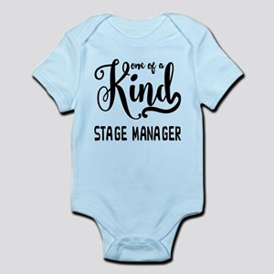 One of a Kind Stage Manager Infant Bodysuit