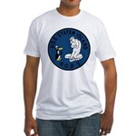 USS Staten Island (AGB 5) Fitted T-Shirt