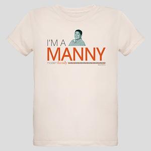 Modern Family I'm a Manny Organic Kids T-Shirt
