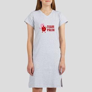 Team Palin Women's Nightshirt