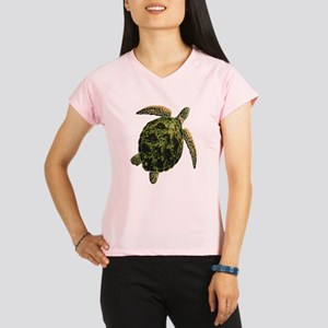 SEA TURTLE Performance Dry T-Shirt