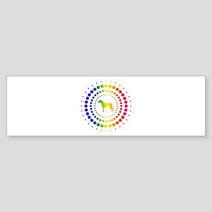 Rhodesian Ridgeback Sticker (Bumper)