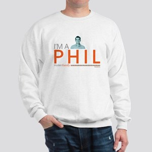Modern Family I'm a Phil Sweatshirt