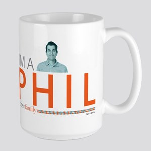 Modern Family I'm a Phil Large Mug