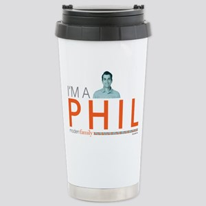 Modern Family I'm a Phi Stainless Steel Travel Mug