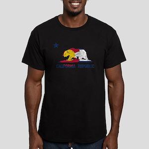 California Republic Colorado Flag T-Shirt