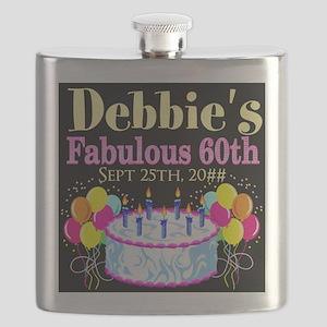 SUPER 60TH Flask