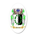 Nairne 20x12 Oval Wall Decal