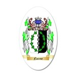 Nairne 35x21 Oval Wall Decal