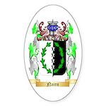 Nairn Sticker (Oval 50 pk)