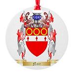 Nair Round Ornament