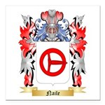 Naile Square Car Magnet 3