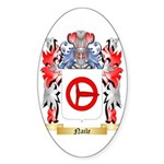 Naile Sticker (Oval 50 pk)