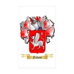 Nahane Sticker (Rectangle 50 pk)