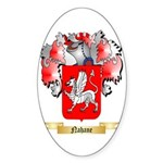 Nahane Sticker (Oval)