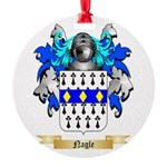Nagle Round Ornament