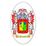 Nagger Sticker (Oval 10 pk)