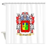 Nagger Shower Curtain
