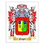 Nager Small Poster
