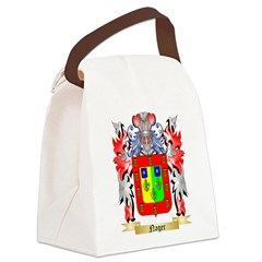 Nager Canvas Lunch Bag