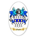 Nagele Sticker (Oval)