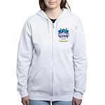 Nagel Women's Zip Hoodie