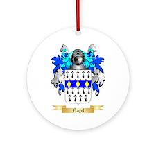 Nagel Round Ornament