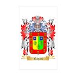Nagari Sticker (Rectangle 10 pk)