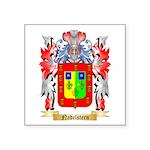 Nadelstern Square Sticker 3