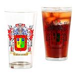 Nadelstern Drinking Glass