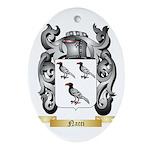 Nacci Oval Ornament