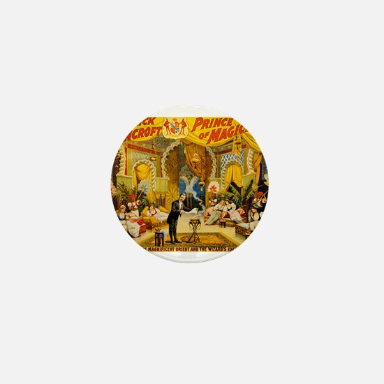 circus art Mini Button
