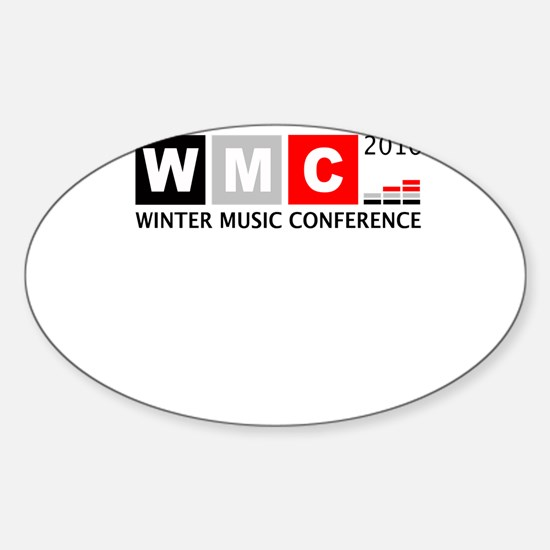 WMC 2016 Winter Music Conference Decal