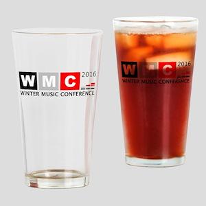 WMC 2016 Winter Music Conference Drinking Glass
