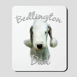Bedlington Dad2 Mousepad