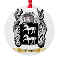 Nyland Ornament