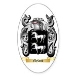 Nyland Sticker (Oval 10 pk)