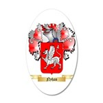 Nyhan 35x21 Oval Wall Decal