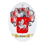 Nyhan Oval Ornament