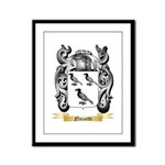 Nuzzetti Framed Panel Print