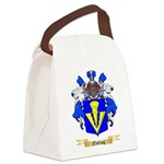 Nutting Canvas Lunch Bag