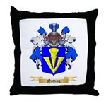 Nutting Throw Pillow